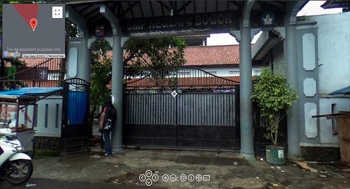 vrtour bogor indonesia